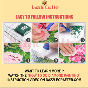 FRUITS BASKET Diamond Painting Kit - DAZZLE CRAFTER
