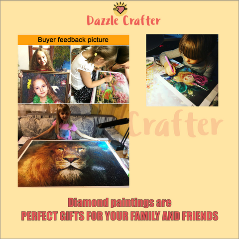 Image of SCENIC ISLAND  Diamond Painting Kit - DAZZLE CRAFTER