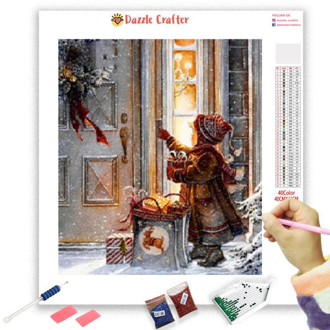 LET THERE BE LIGHT Diamond Painting Kit