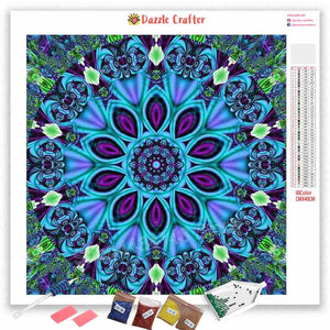 MANDALA DESIGN 11 Diamond Painting Kit