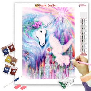 EPITOME OF GRACE Diamond Painting Kit - DAZZLE CRAFTER