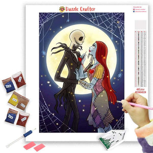 ROMANCING THE MOON Diamond Painting Kit