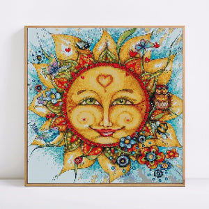 MY BRIGHT SUN Diamond Painting Kit - DAZZLE CRAFTER