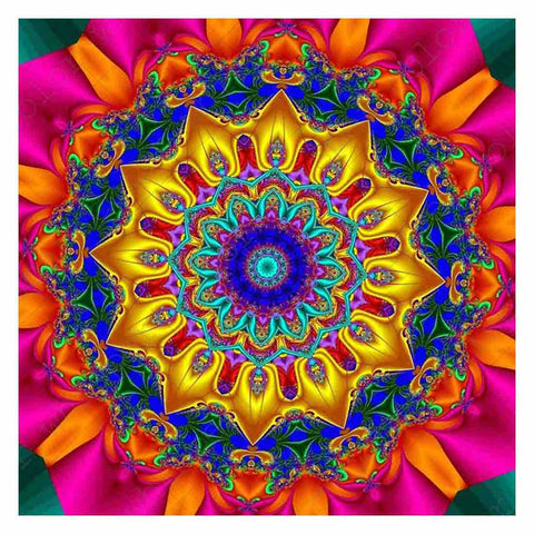 Image of MANDALA DESIGN 26 Diamond Painting Kit