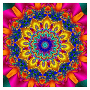 MANDALA DESIGN 26 Diamond Painting Kit