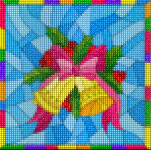 CHRISTMAS BELLS Diamond Painting Kit - DAZZLE CRAFTER