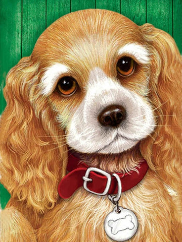 Image of MY PET DOGS Diamond painting Kit - DAZZLE CRAFTER