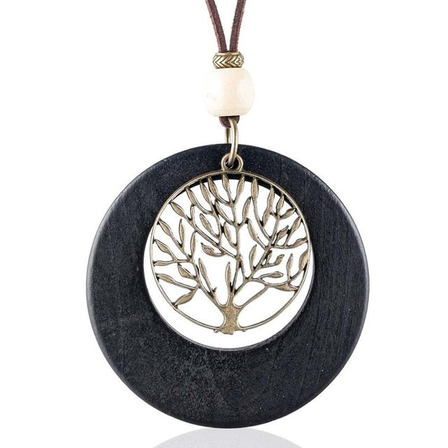 Necklace | Tree<br>#7106450