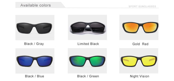 Men's Polarized Sunglasses UV400