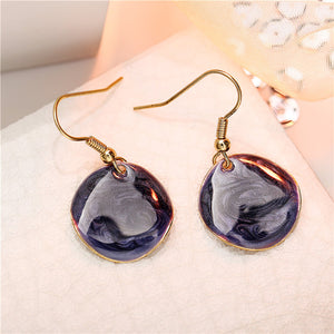 Earring | Galaxy Enamel<br>#25619669-FDY1948