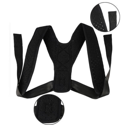 MR CURVE POSTURE CORRECTOR (ADJUSTABLE TO MULTIPLE BODY SIZES)