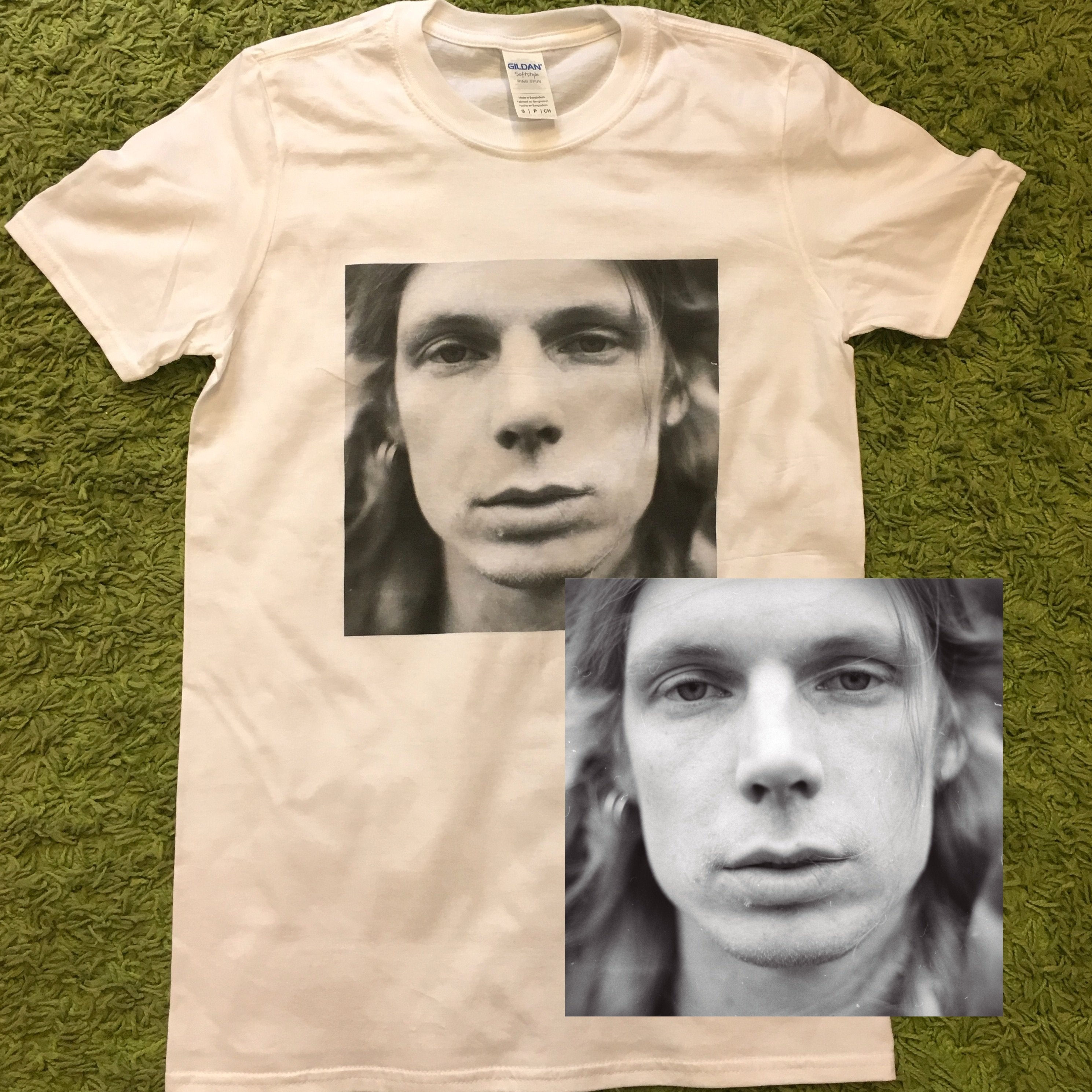 Marcus Norberg and the Disappointments - Heal the World (Vinyl + T-shirt bundle)