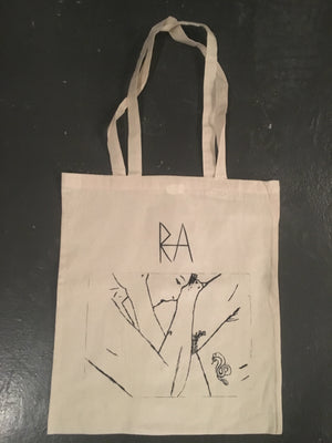 RA - Tote bag (Then I Woke Up In Paradise)