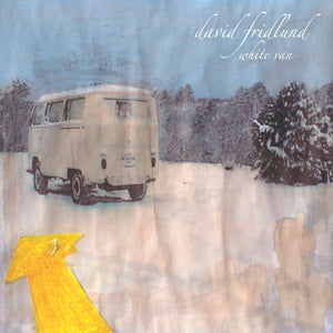 David Fridlund - White Van