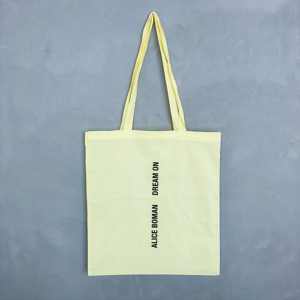 Alice Boman - Dream On - Tote Bag