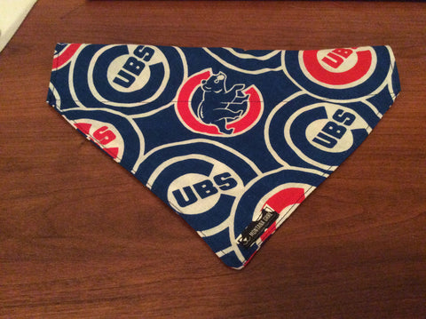 Chicago Cubs  Dog Bandana