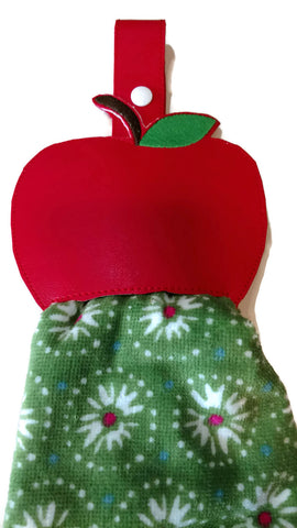 Apple Kitchen Towel Holder