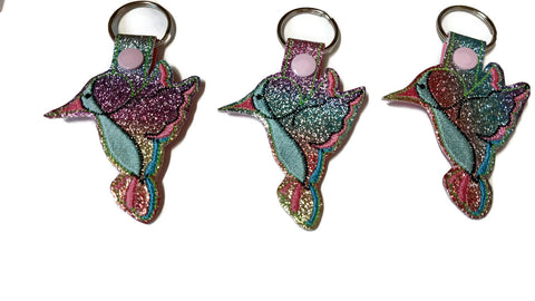 Hummingbird Key Chain