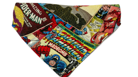 The Avengers Dog Bandana