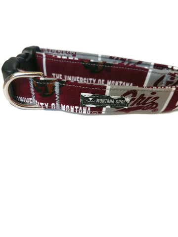 University of Montana Griz Dog Collar