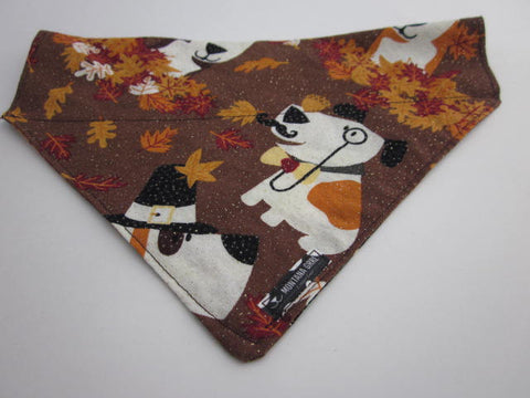 Dogs of Fall Dog Bandana
