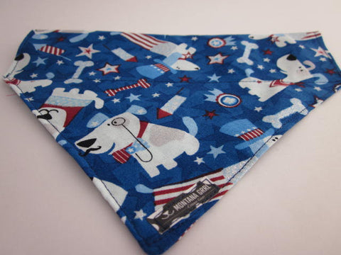 4th of July Lovin  Dog Bandana