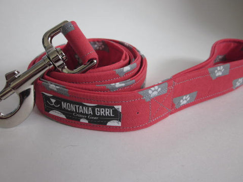 Montana Pattern Leashes