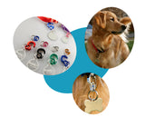 Rubit! dog tag clip- Large