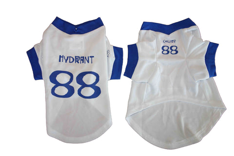 Collies aka Cowboys Pet Jersey - #88