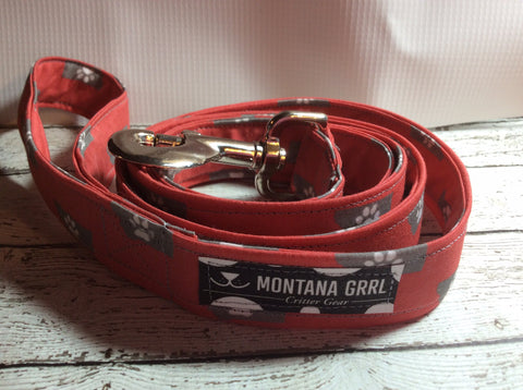 Paws in Montana Leash
