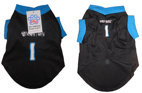 Panters aka Panthers Pet Jersey - # 1