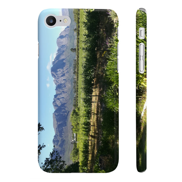 Winery Slim Phone Cases