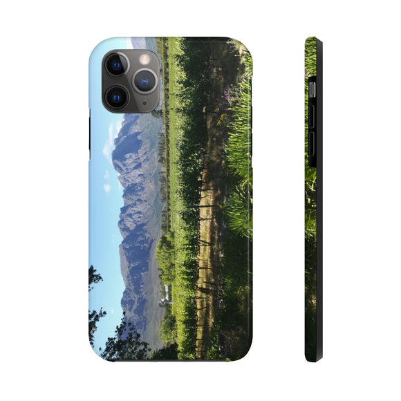Winery Tough Phone Cases