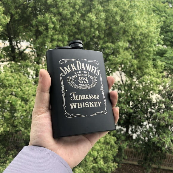 Hip Flask 8oz