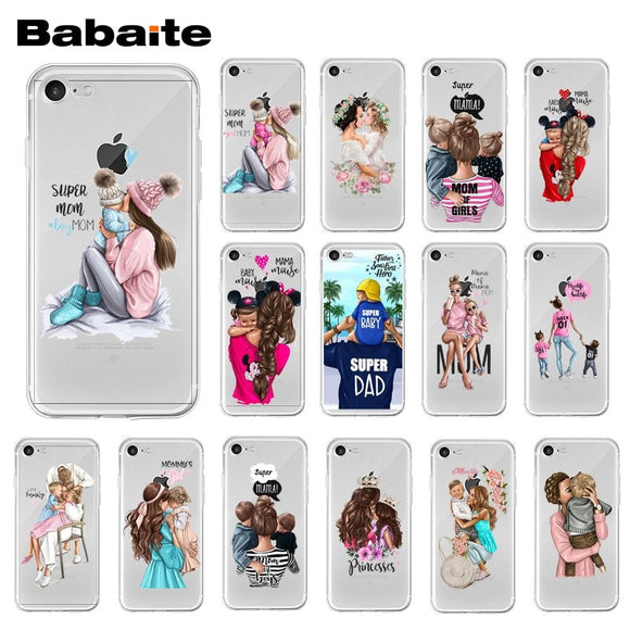 Babaite Fashion Covers for iPhones