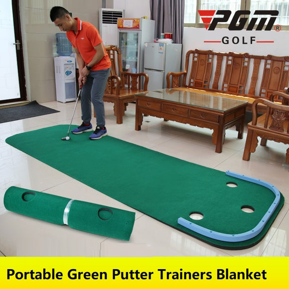 Putter Training Blanket