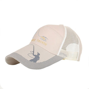New Mesh Cap Adjustable Sports Sun Visor Hat Unisex fishing Multifunction Cap