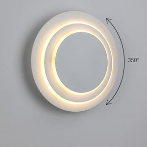 350 degree rotation Wall Light