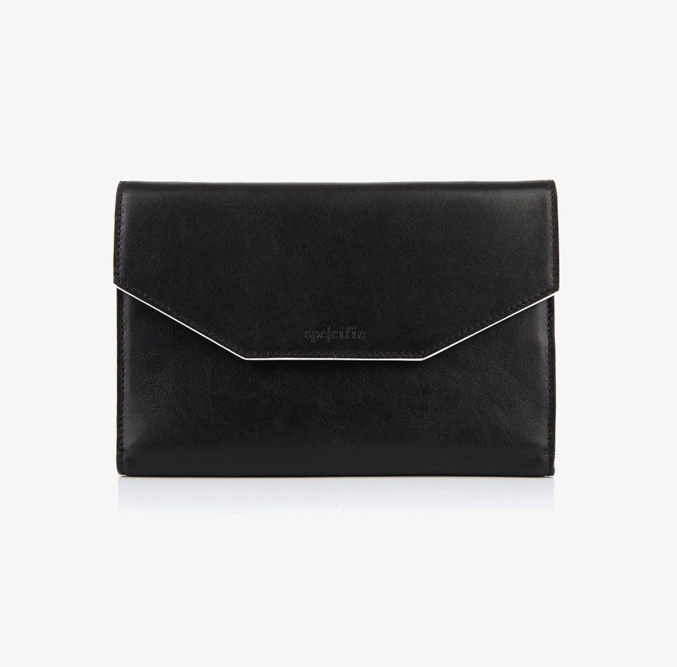 SPE012 | Travel Wallet | Carbone