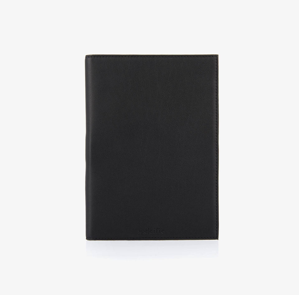 SPE001 | Notebook Cover | Carbone