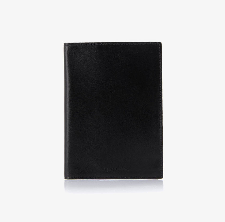 SPE016 | Passport Cover | Carbone