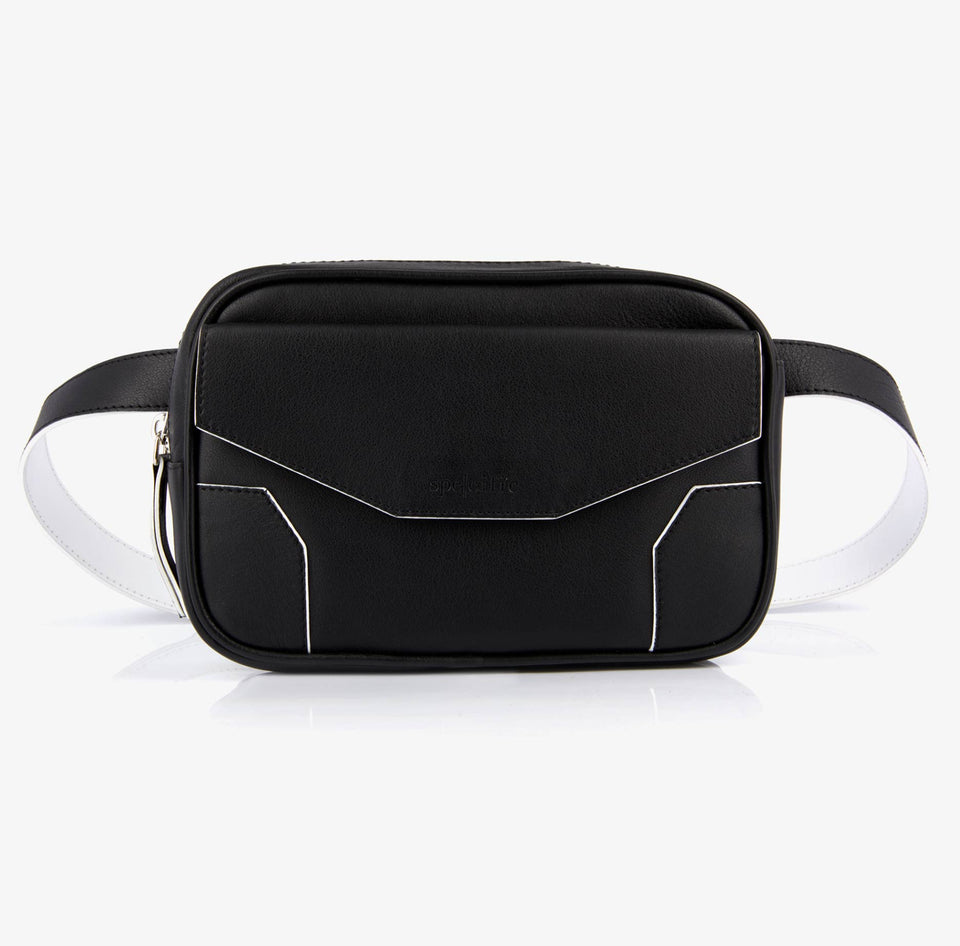 SPE020 | Belt Bag | Carbone