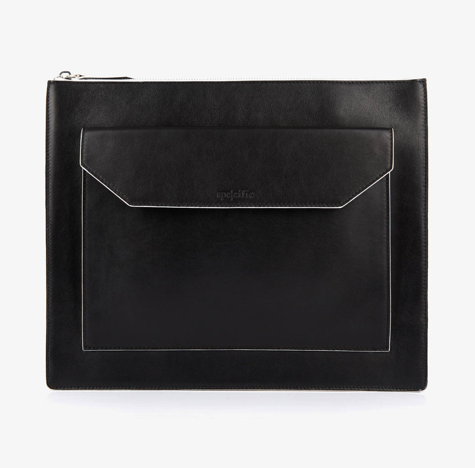 SPE002 | Pochette Tech Large | Carbone
