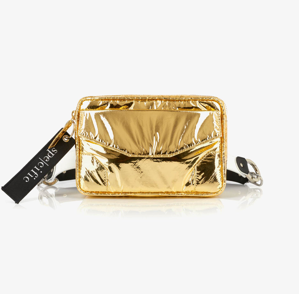 SPE020 | Belt Bag | Gold