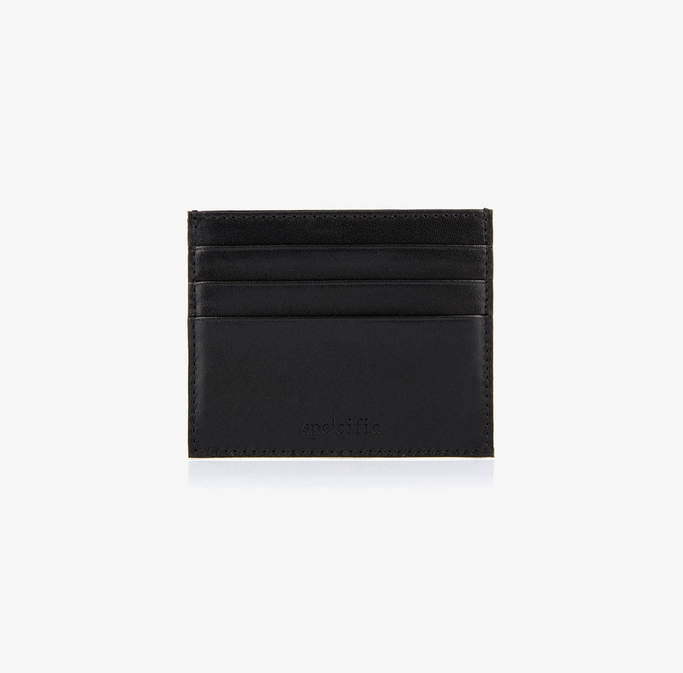 SPE010 | Card Holder |  Carbone