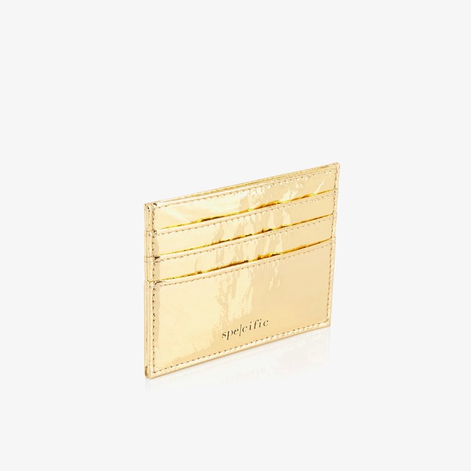 SPE010 | Porte Cartes | Gold