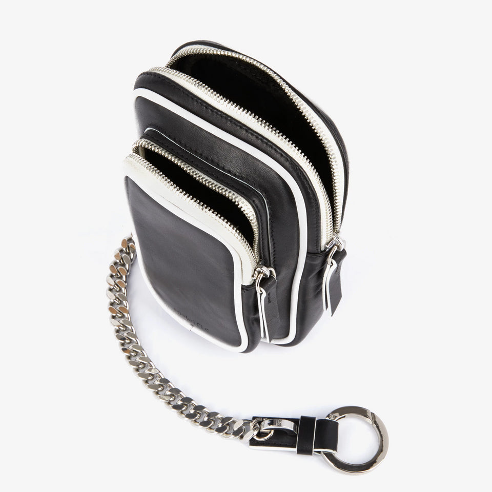 SPE013 | Chain Pouch | Carbone
