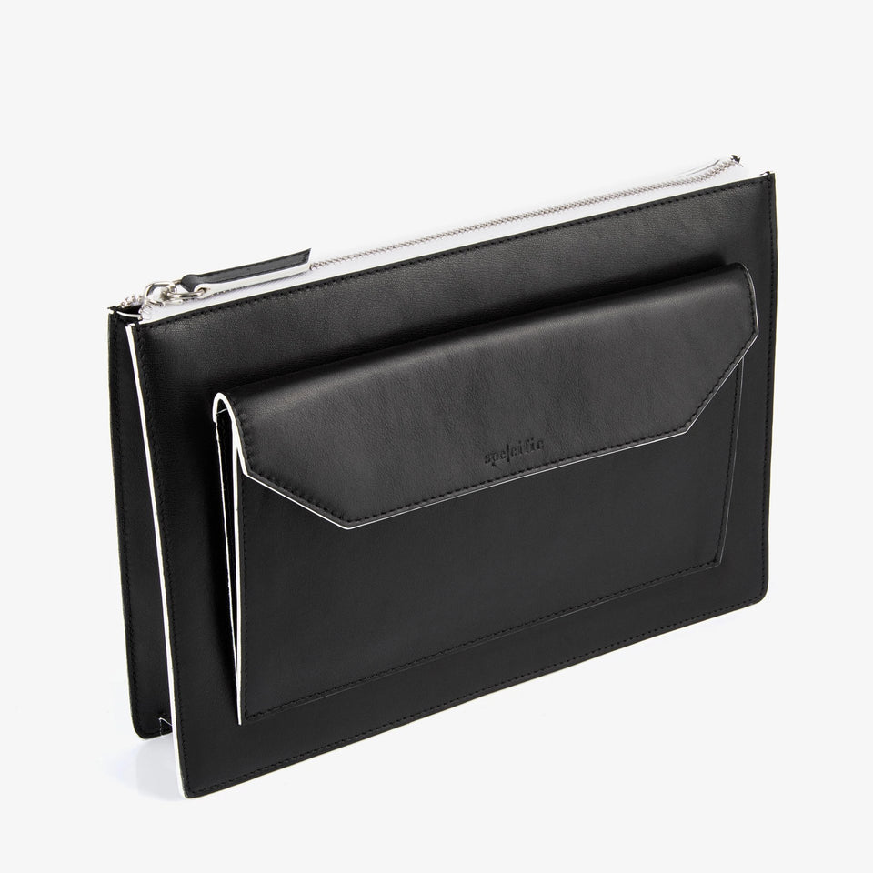 SPE004 | Pochette Tech Small | Carbone