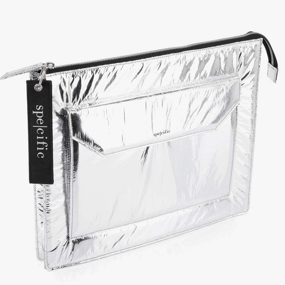 SPE002 | Large Tech Case | Silver