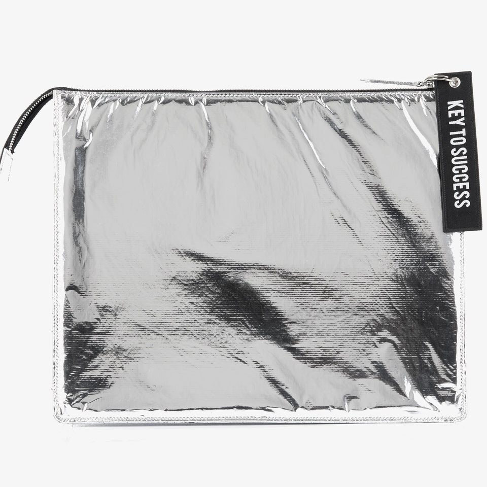 SPE002 | Pochette Tech Large | Silver